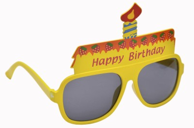 Atpata Funky Happy Birthday (Goggle) Party Mask