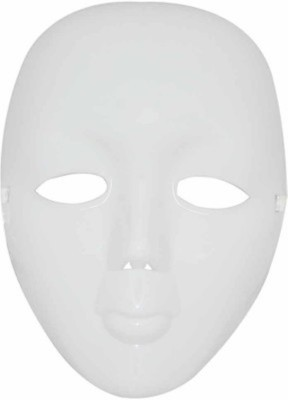 Fancy Steps Mime Party Mask