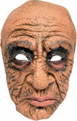 Tootpado Realistic Latex Rubber Adult Size Face - 1a177 - Horror Halloween Ghost Scary Full Face Cosplay Costumes supplies Creepy Zombie Party Mask