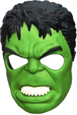 Jaibros Hulk Party Face Party Mask