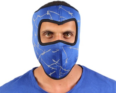 Sushito Striped Gray Design Biker Anti-pollution Mask