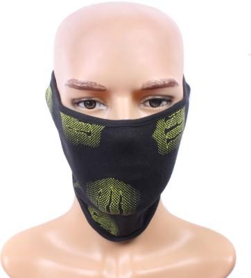 Sushito Claw Design Half Anti-pollution Mask(Multicolor, Pack of 1)