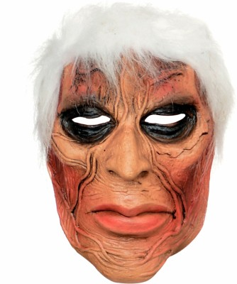 Tootpado Realistic Latex Rubber Adult Size - 1a223 - Horror Halloween Ghost Scary Full Face Cosplay Costumes supplies Creepy Zombie Party Mask