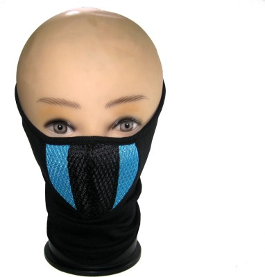 Goodluck Dust Safer Anti-pollution Mask(Multicolor, Pack of 1)