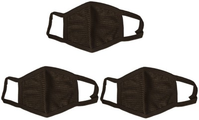 New Life Enterprise Dust Mouth Nose-Black Anti-pollution Mask
