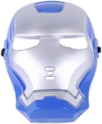 PartyballoonsHK Iron Man (Blue) Party Mask