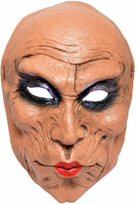 Tootpado Realistic Latex Rubber Adult Size Face - 1a184 - Horror Halloween Ghost Scary Full Face Cosplay Costumes supplies Creepy Zombie Party Mask