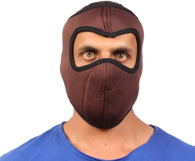 Sushito Balaclava Brown Anti-pollution Mask