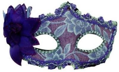 Smartcraft Glam Girl Eye Mask-Purple Party Mask