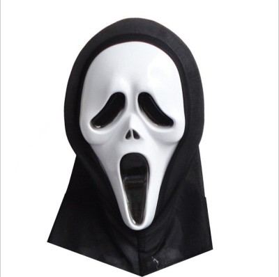 Futaba Masquerade Halloween Open Mouth Ghost Party Mask
