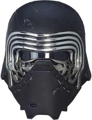 Star Wars The Black Series Kylo Ren Voice Changer Helmet Party Mask(Black, Pack of 1)