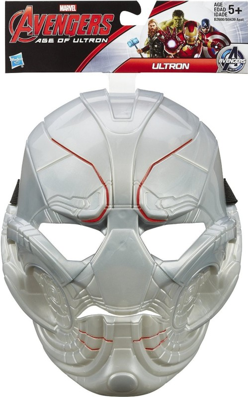 Marvel Ultron Ultron Mask Party Mask(Multicolor, Pack of 1)