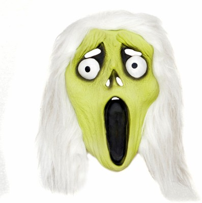 Tootpado Realistic Latex Rubber Adult Size - Scream 1a208 - Horror Halloween Ghost Scary Full Face Cosplay Costumes supplies Creepy Zombie Party Mask