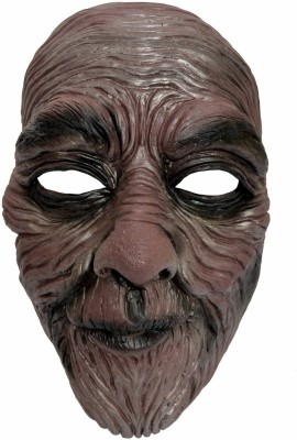 Tootpado Realistic Latex Rubber Adult Size - Old Man 1a175 - Horror Halloween Ghost Scary Full Face Cosplay Costumes supplies Creepy Zombie Party Mask