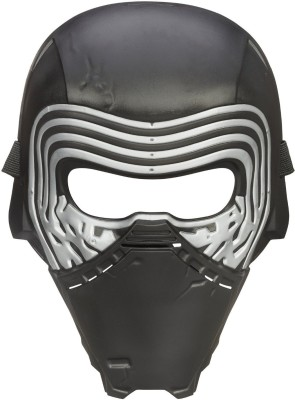 Star Wars The Force Awakens Kylo Ren Mask Party Mask(Black, Pack of 1)
