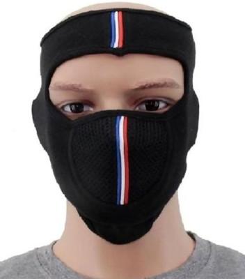 Svila Multicolor Bike Face Mask for Men & Women