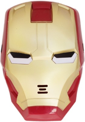 Theme My Party LED Iron Man Party Mask