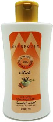 ManneQuin Anti-Stress Massage Oil (Sandal Wood)