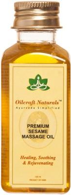 Oilcraft Naturals Sesame Massage Oil