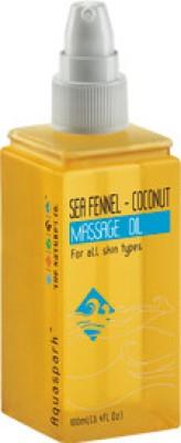 The Nature,s Co Sea Fennel Coconut Massage Oil