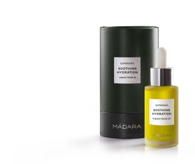 Madara Superseed Organic Black Currant And Cranberry Beauty Oil For Soothing Hydration