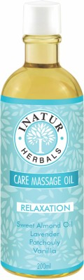 Inatur Herbals Relaxation Care Massage Oil