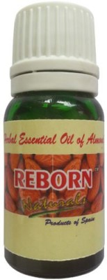 Reborn naturals Almond oil,Pack of 12pc