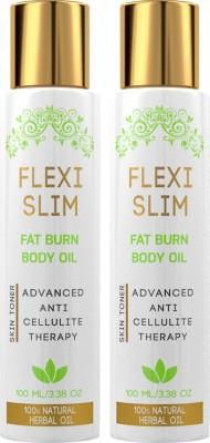 Ayurgenie Flexi Slim (combo pack of 2) Massage Oil