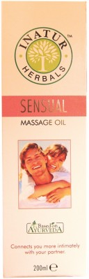 Inatur Herbals Sensual Massage Oil