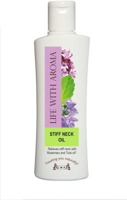Life With Aroma Stiff Neck Oil
