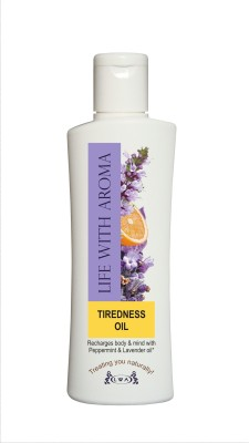 Life With Aroma Tiredness Oil