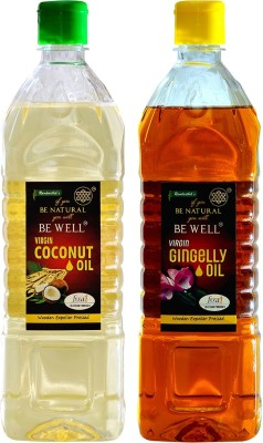 BE WELL Coconut-Gingelly-500ML