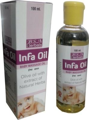 BSA Herbals INFA OIL