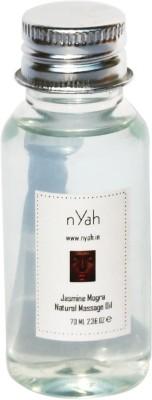 Nyah Jasmine Mogra Green Tea Massage Oil 70 ML