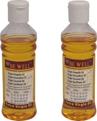 Be Well Gingelly-Groundnut-200ML