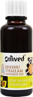 Omved Shishu Thailam Massage Oil