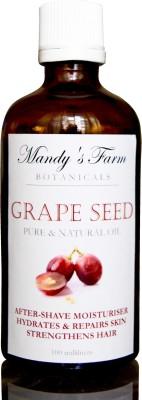 Mandy's Farm Pure Grape Seed Massage Oil - All Natural!