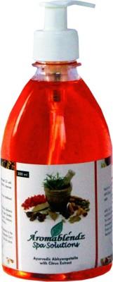 Aromablendz Ayurvedic Abhyanga Citrus Massage Oil