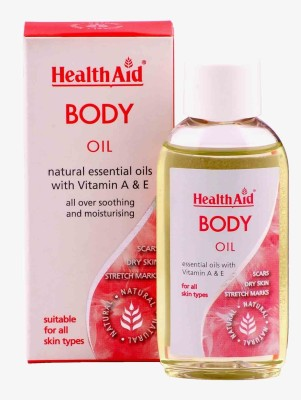 HealthAid Body Oil (XM)