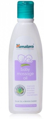 Himalaya Himalaya Baby Massage Oil 200ml(200 ml)