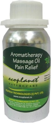 Ecoplanet Aromatherapy Massage oil-Pain Relief