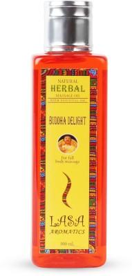 Lasa Aromatics Massage Oil Budhha Delight