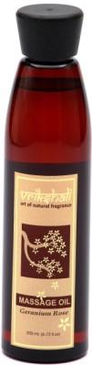 Vrikshali Massage oil Geranium Rose