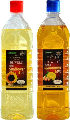 BE WELL Sun-Groundnut-500ML