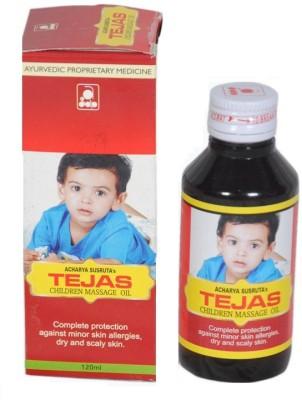 Tejas Oil Tejas Ayurvedic Massage Oil