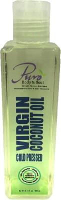 Puro Body & Soul Puro Virgin Coconut Oil - 200ml