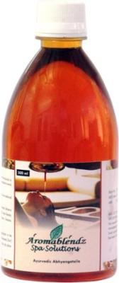 Aromablendz Ayurvedic Abhyanga Massage Oil