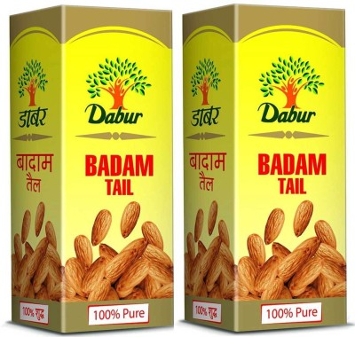 Dabur Badam Tail (Pack of 2)