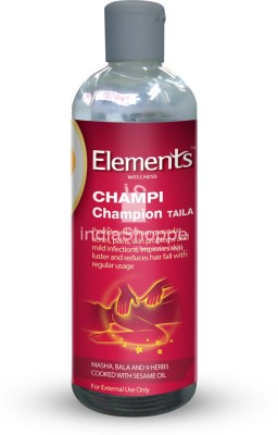 ELEMENTS CHAMPI-CHAMPION TAILA SET OF 2 PC