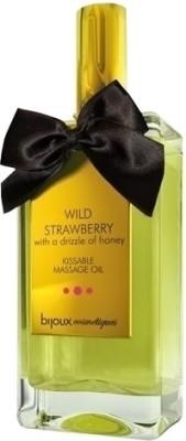 Bijoux Indiscrets-Wild Strawberry Massage Oil